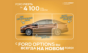 Ford Credit Fiesta