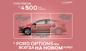 Ford Credit Focus